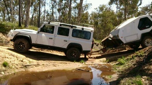 Purchase a Two-Day 4WD Traveller's Course Voucher in Perth