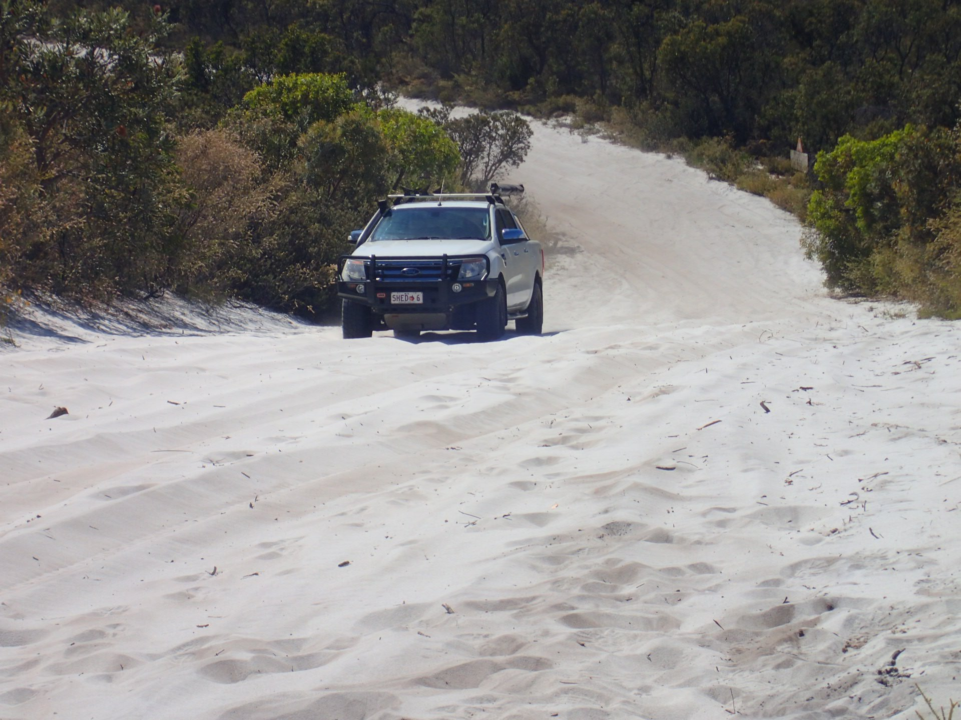 Gain confidence to take your four-wheel drive onto the beach and up sand dunes with this Perth 4WD training course.